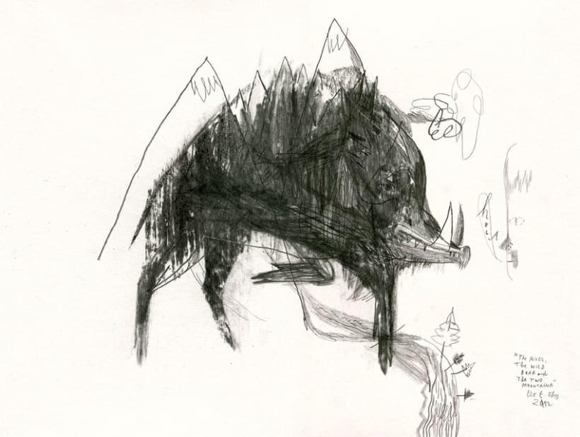 Dibujos desde el silencio 1