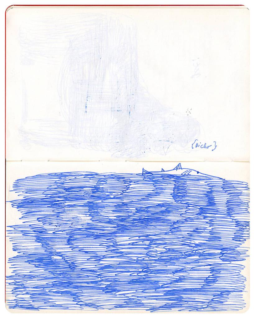 Dibujos en libretas 11