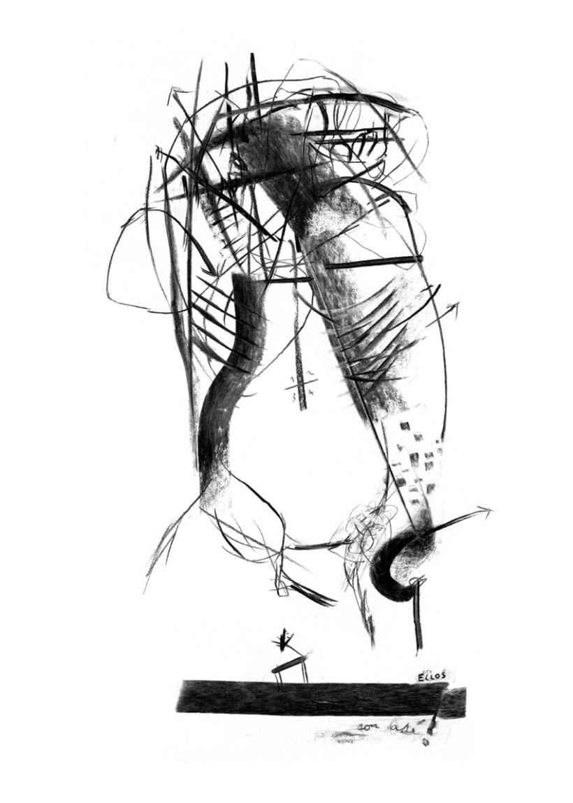 Dibujos desde el silencio 5