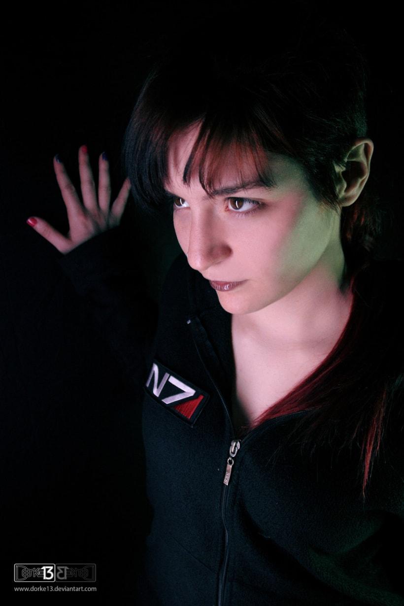 n7 ( Mass Effect )  3