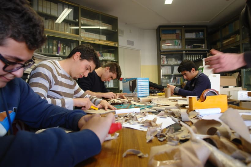 Workshop Stopmotion Istituto A. Gagini 2012 11