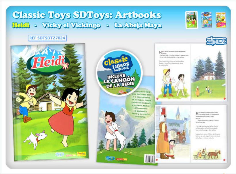 SD Toys - Merchandising Sites 8