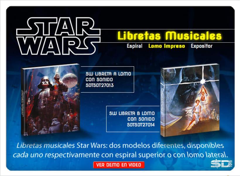 SD Toys - Merchandising Sites 7