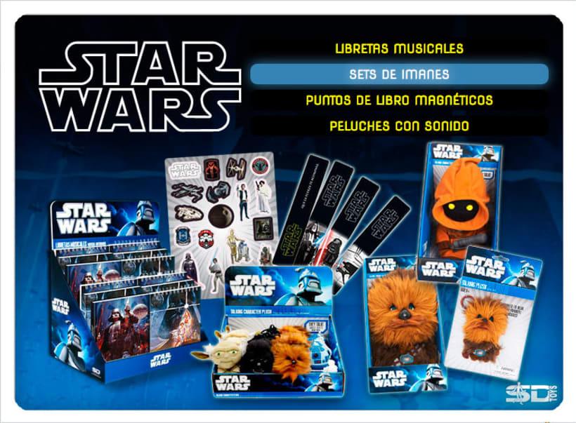 SD Toys - Merchandising Sites 6