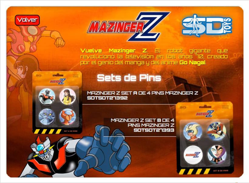 SD Toys - Merchandising Sites 5