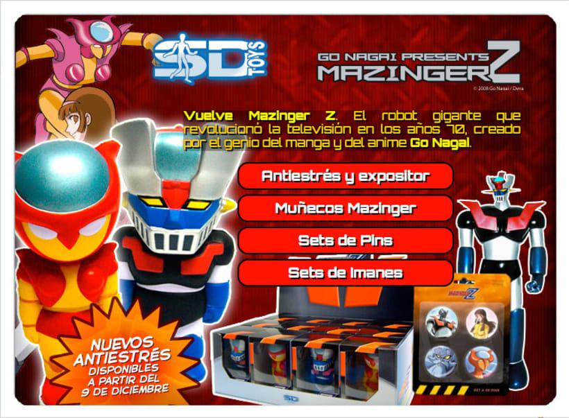 SD Toys - Merchandising Sites 4