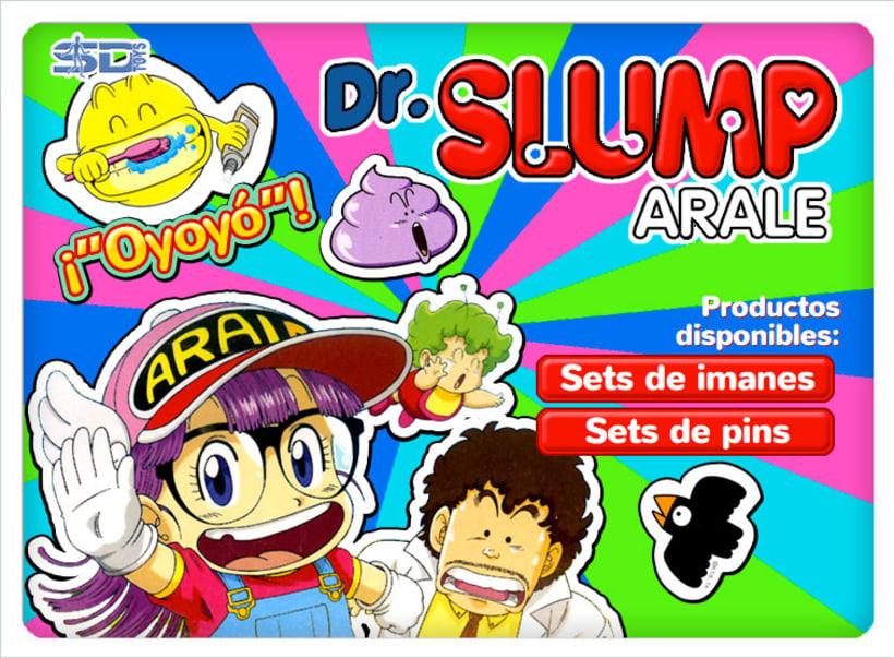 SD Toys - Merchandising Sites 2