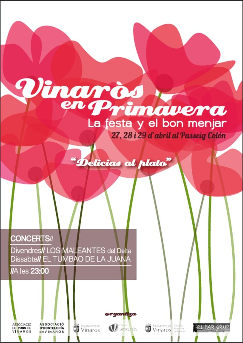 Primavera festival 1