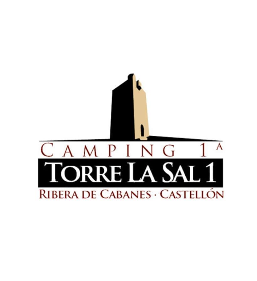 Reestyling Logotipo Camping Torre la Sal 3