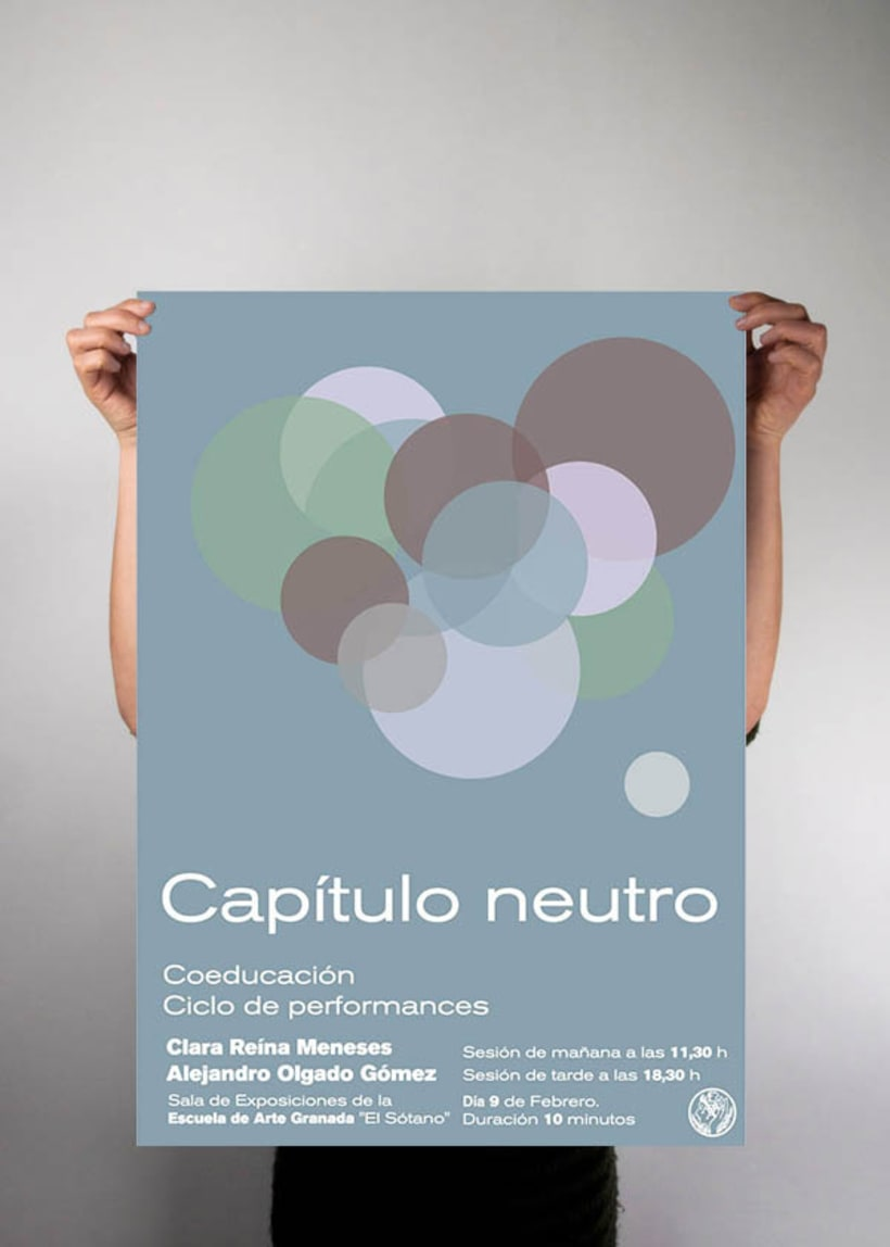 Coeducación. Capítulo Neutro, Ciclo Performances 1