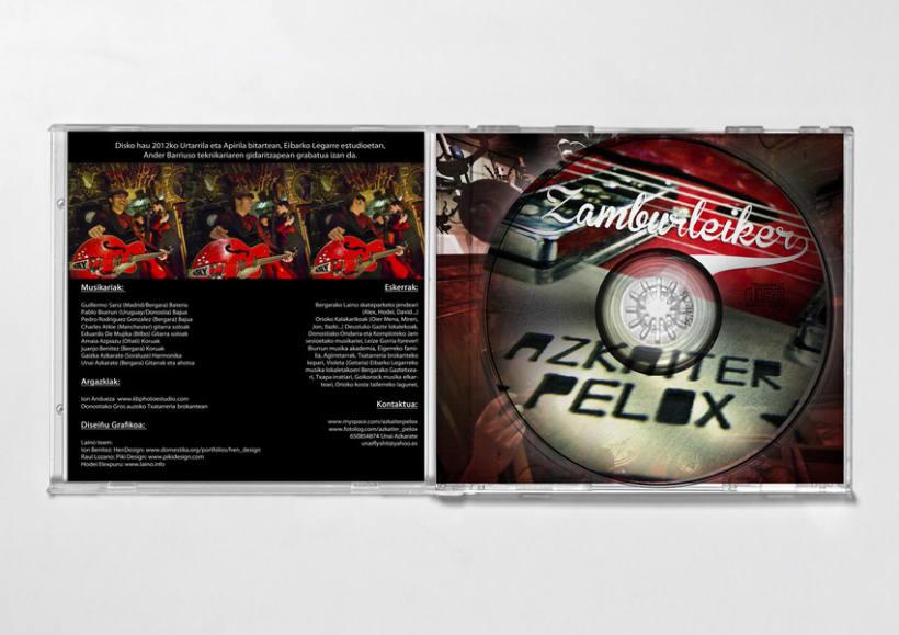 Azkaiter Pelox- Zamburleiker CD 3