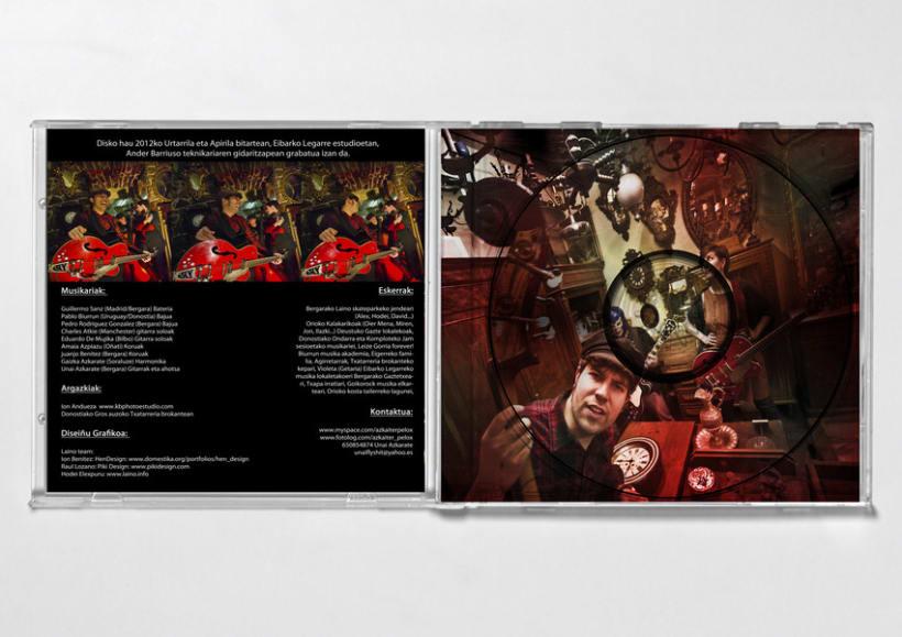 Azkaiter Pelox- Zamburleiker CD 2
