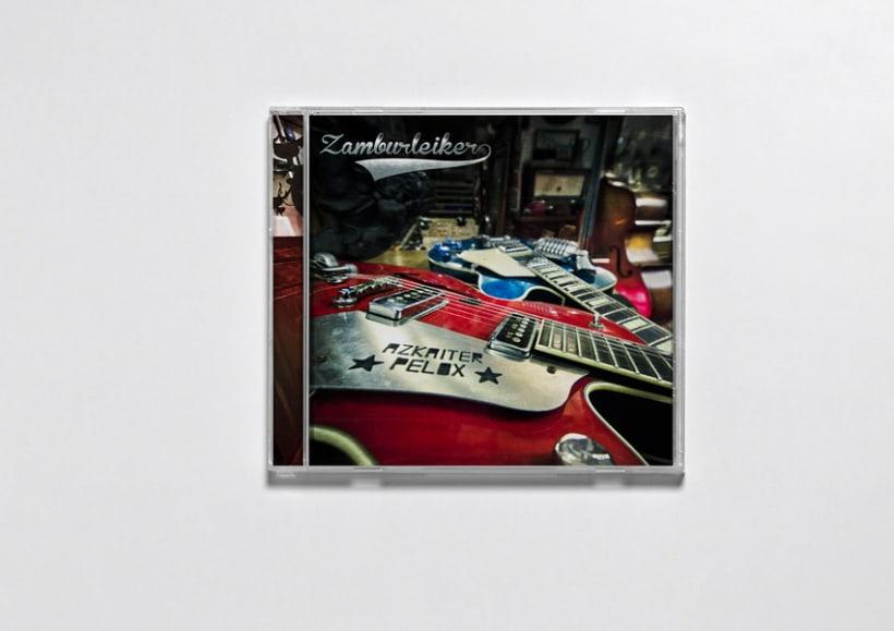 Azkaiter Pelox- Zamburleiker CD 1