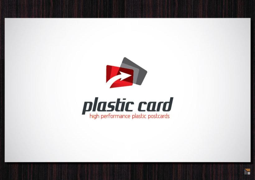 plastic card 1