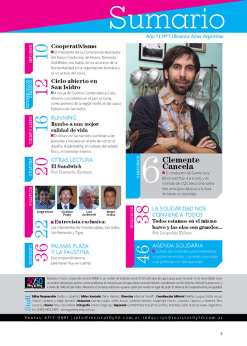 Revista 50&50 1