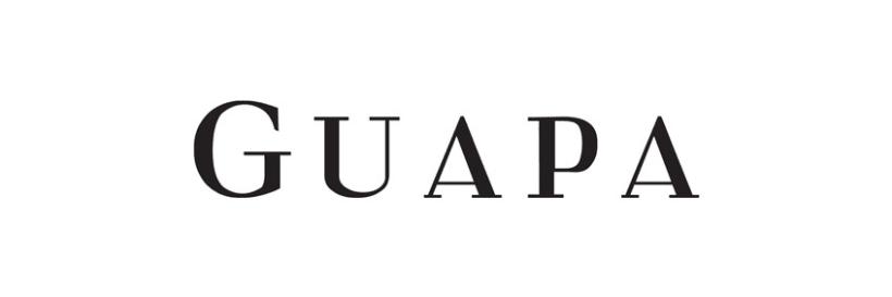 Logo Revista Guapa 1