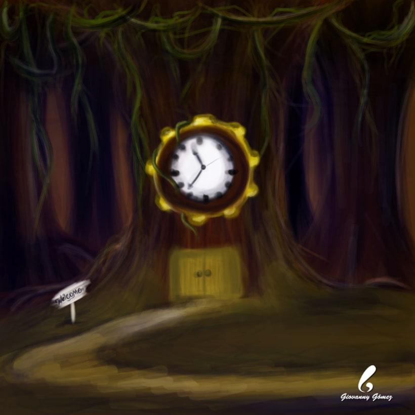 El Arbol del tiempo 5