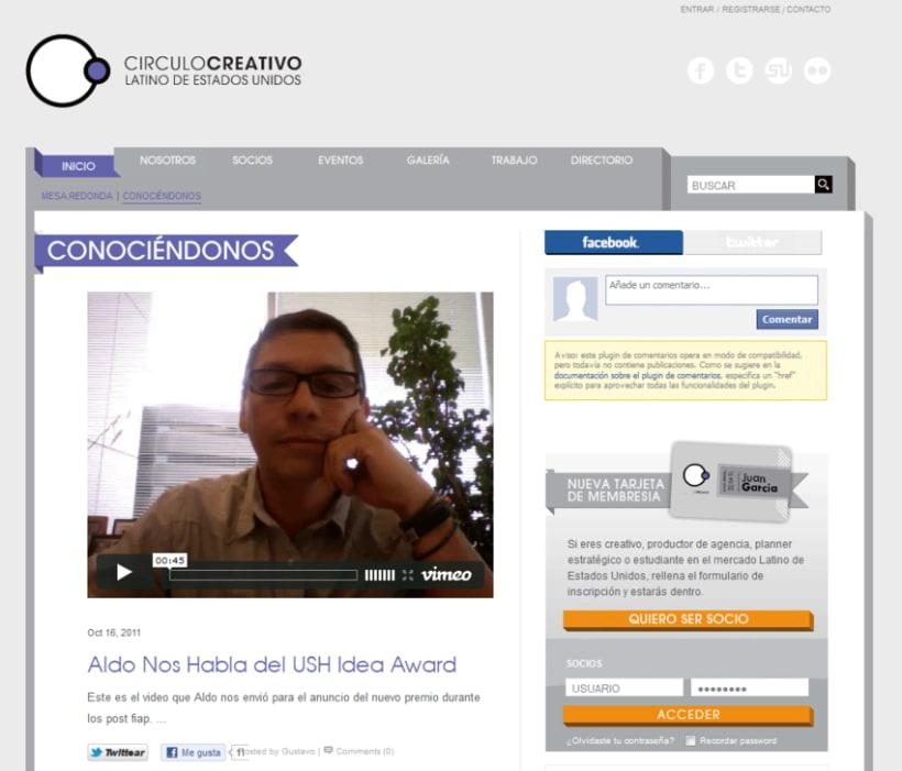 círculo creativo 7