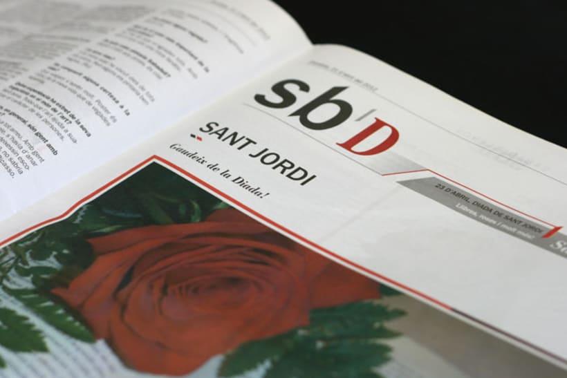 Monográficos para Diari Sabadell 3