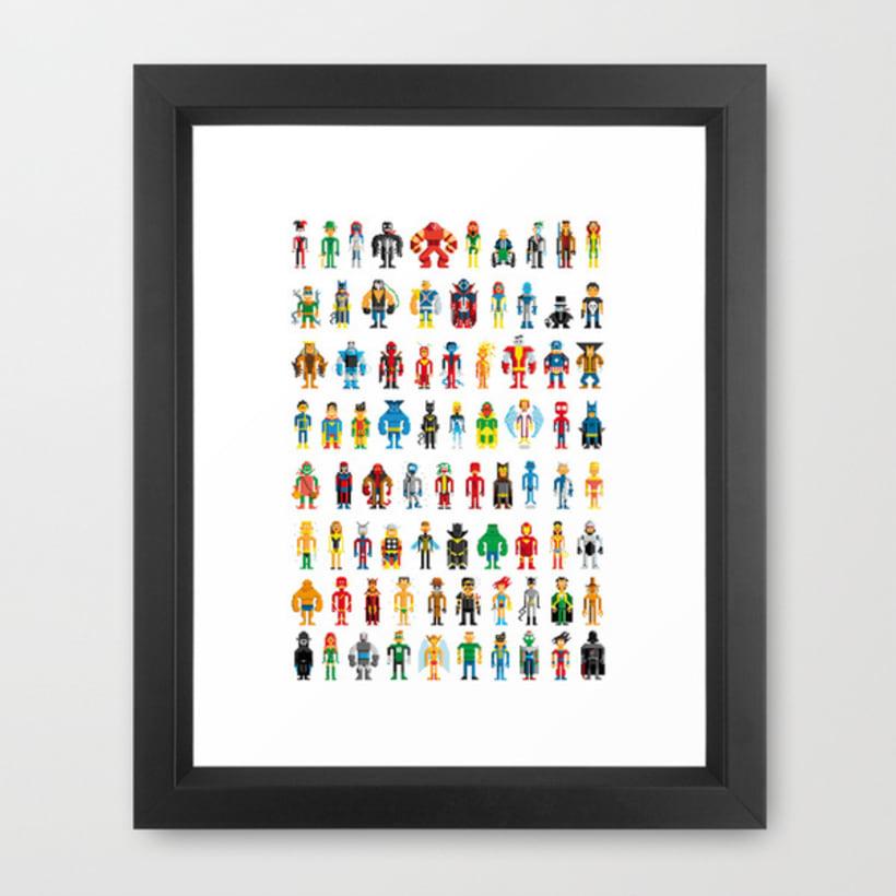 Pixel Heroes 2
