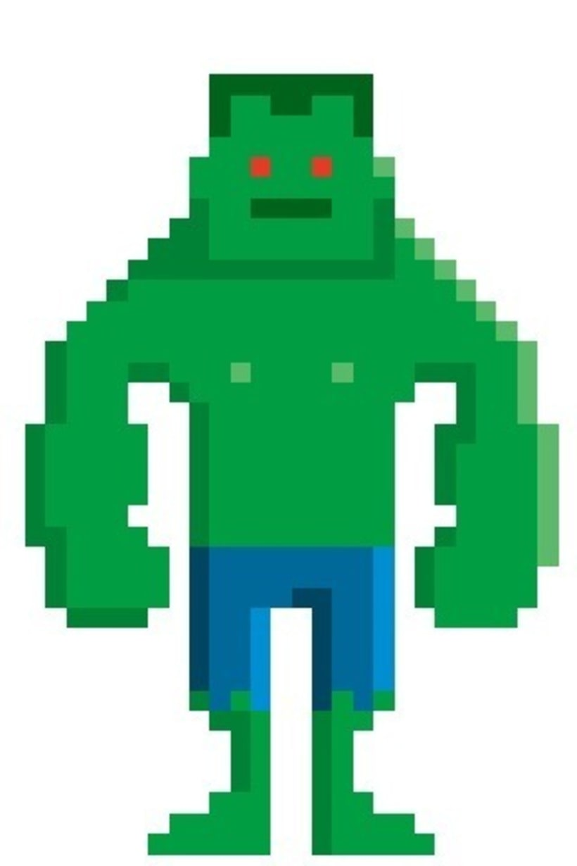 Pixel Heroes 7