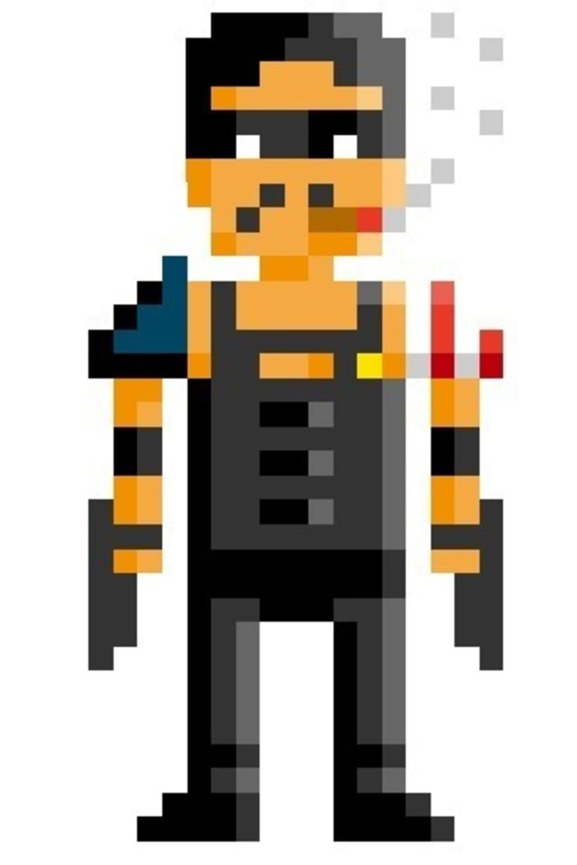 Pixel Heroes 6