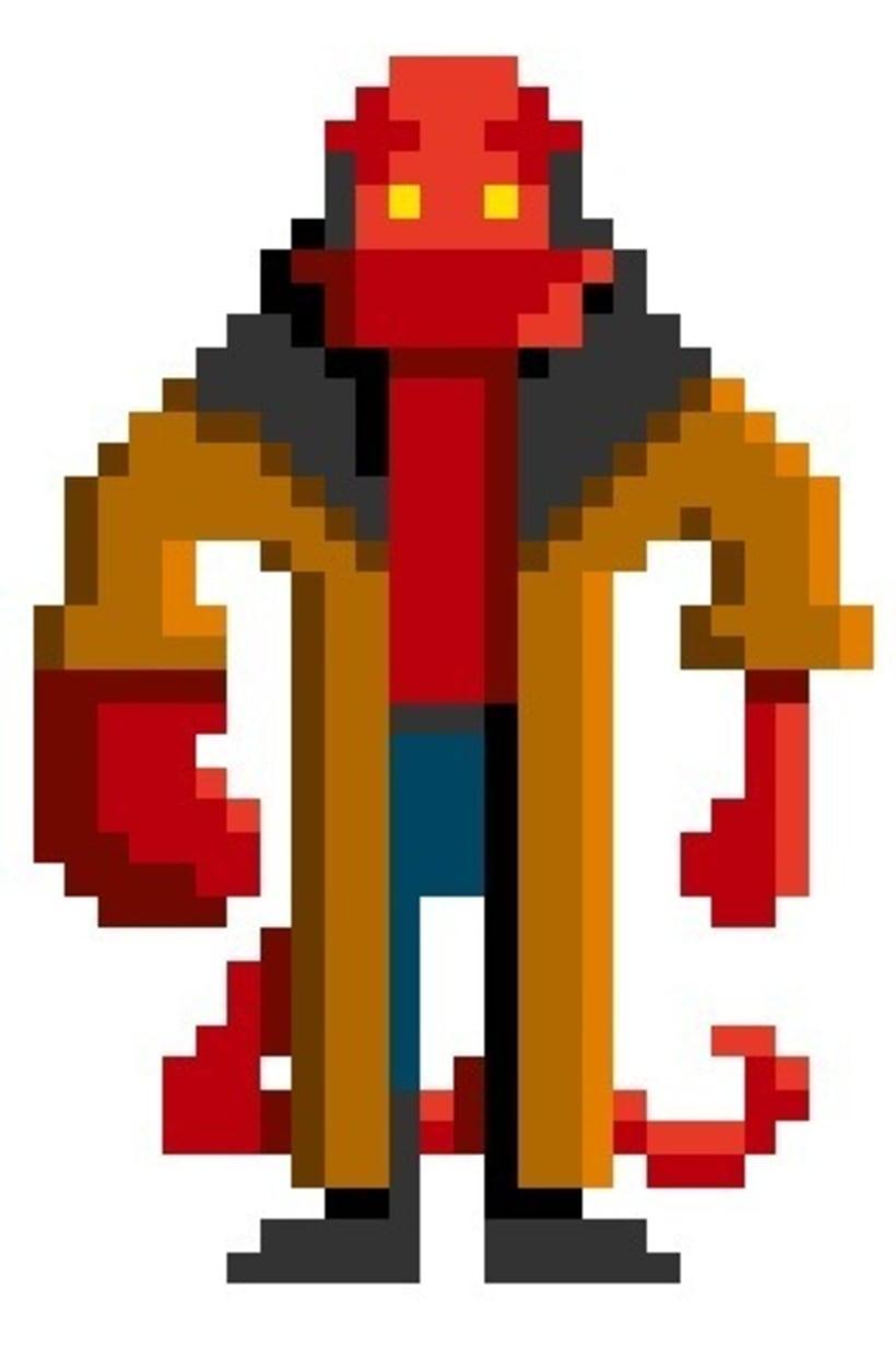 Pixel Heroes 5