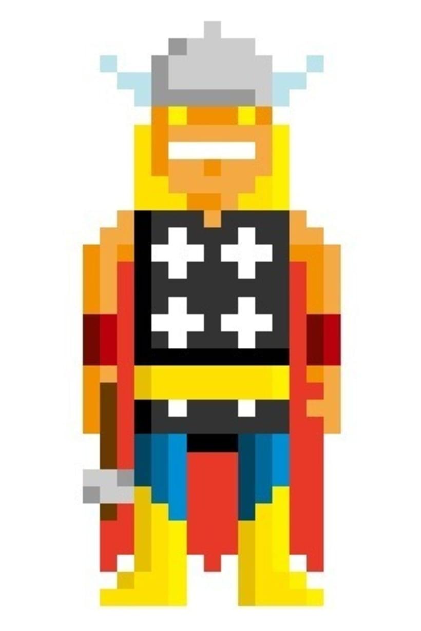 Pixel Heroes 4