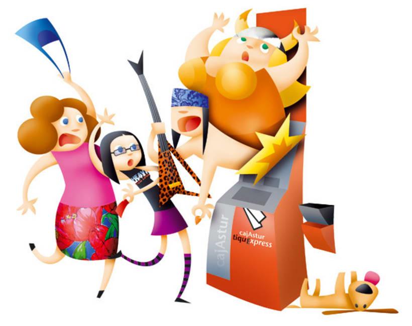 Calendario 2009 Cajastur 1