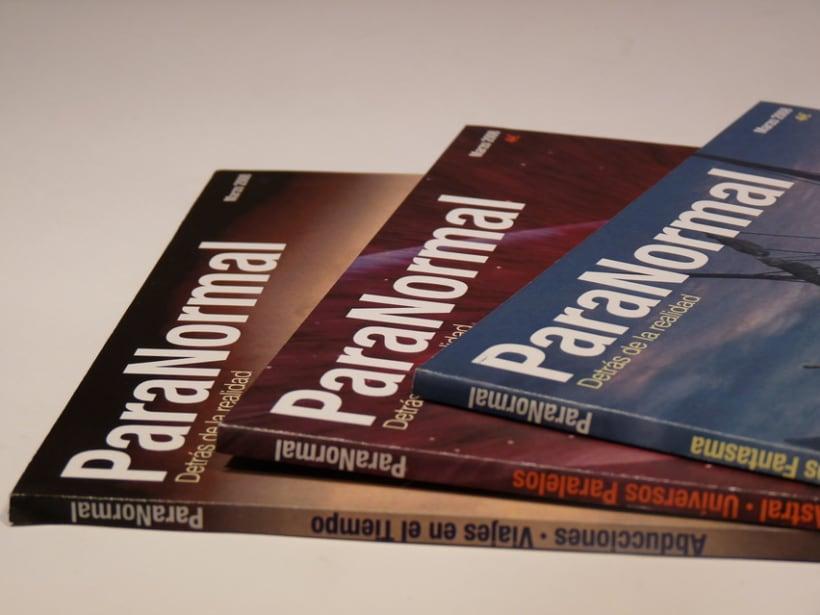 Revista Paranormal 1