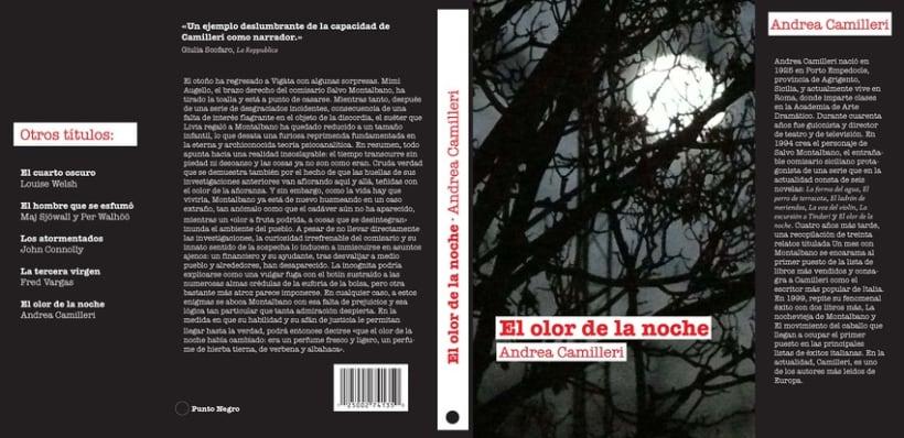 Colección Punto Negro 5