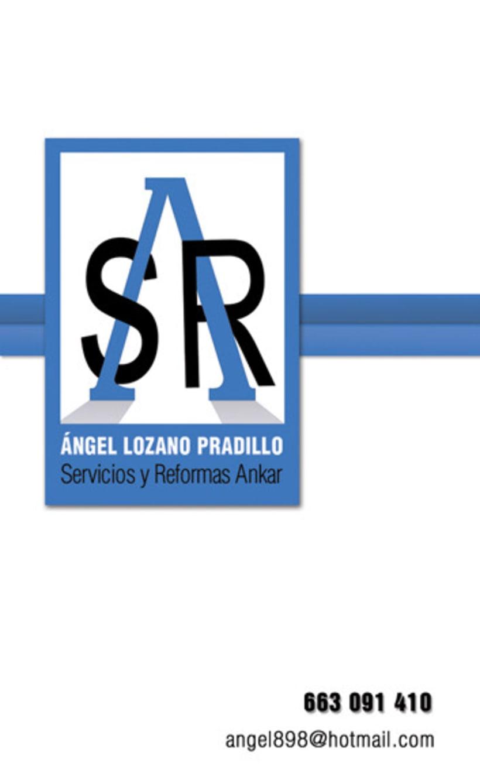 Rediseño Logo y tarjetas de visita 1