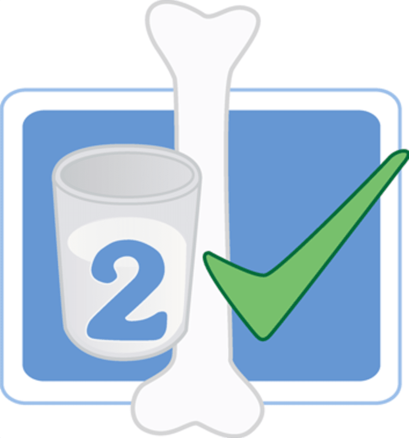 Logo Puleva Calcio (2 vasos de leche) 1