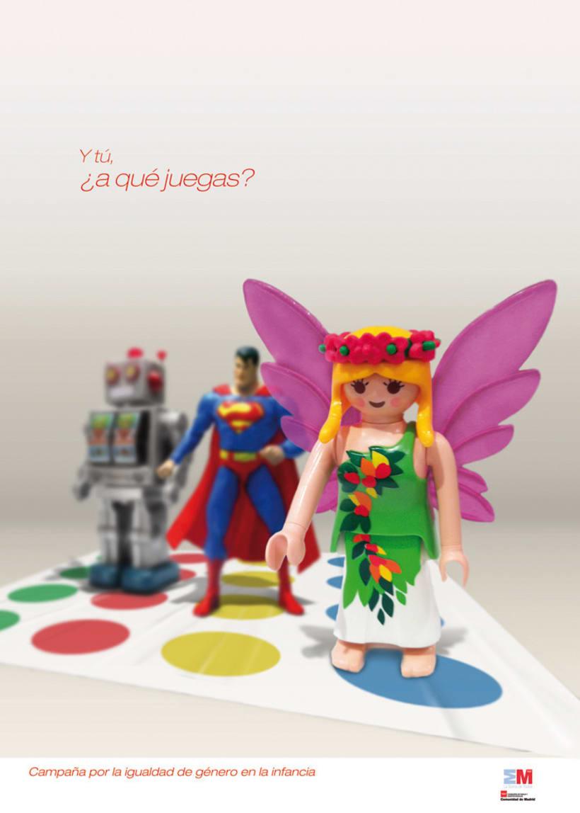 Campaña juguete sin género 2