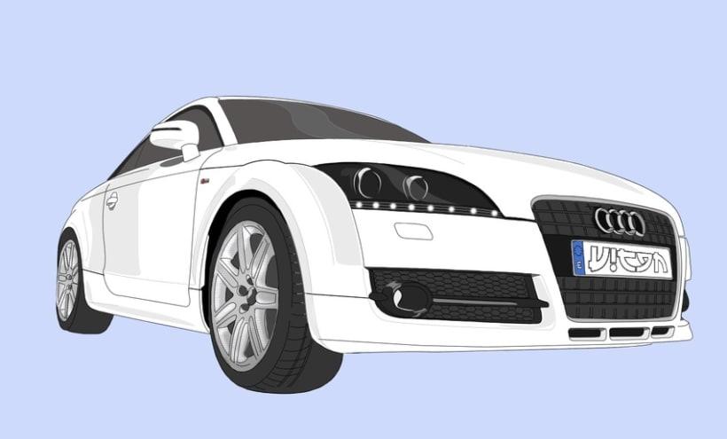 Audi TT Vector 2