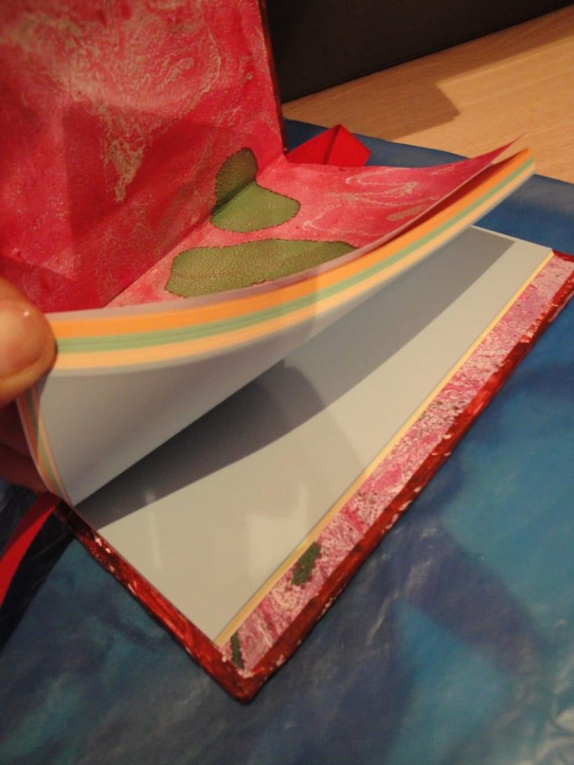 Libreta de colores 4