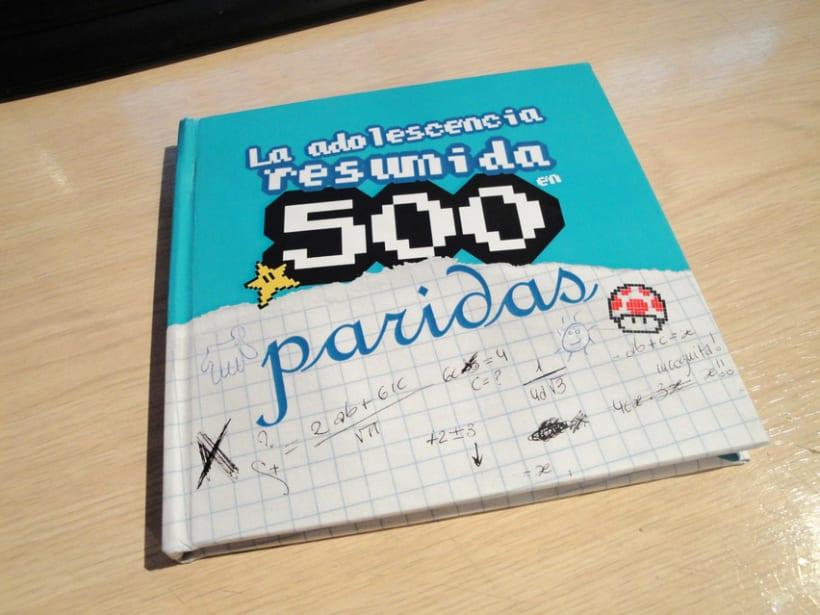 Libro 500 Paridas 2
