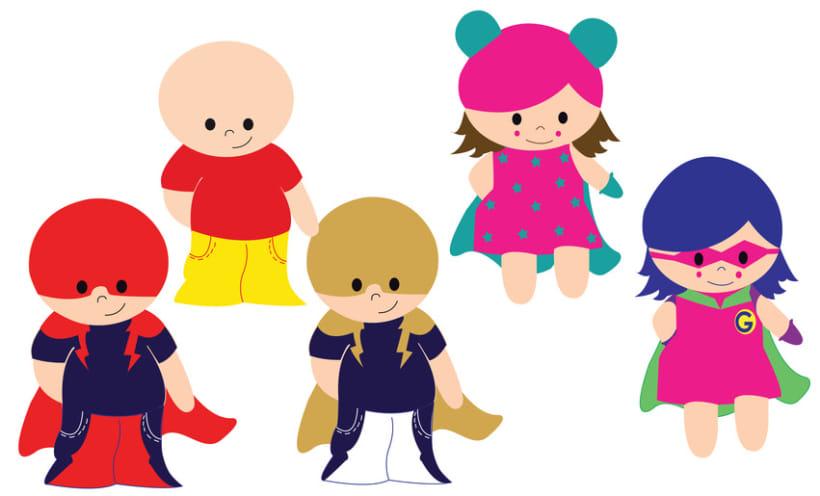 ilustraciones y personajes 13