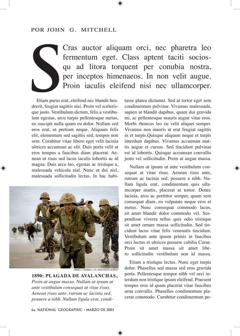 Editorial e Infografía 13