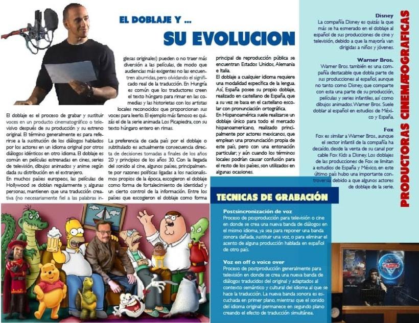Editorial e Infografía 18