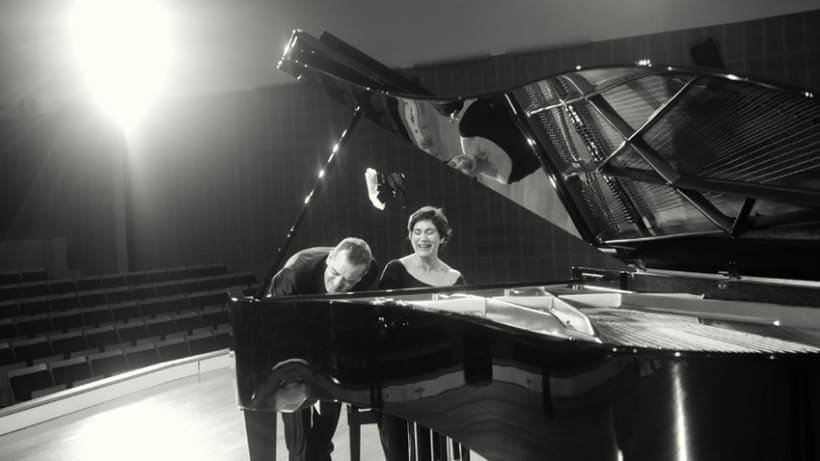 Vídeo promocional del dúo García-Esteban 7