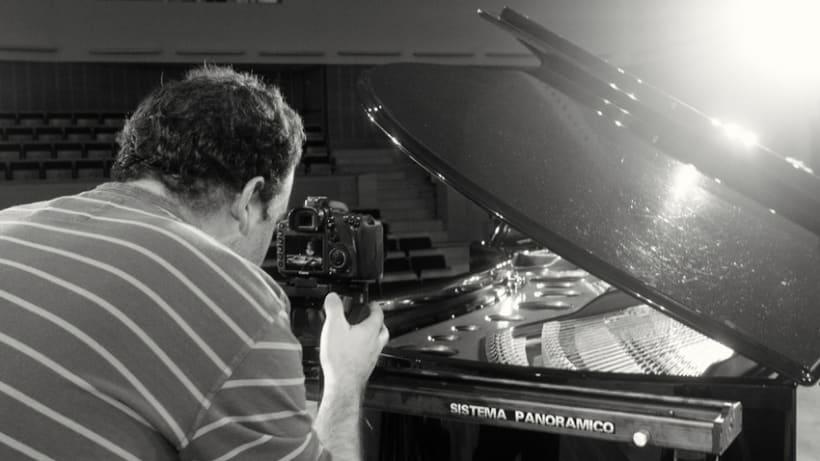 Vídeo promocional del dúo García-Esteban 9