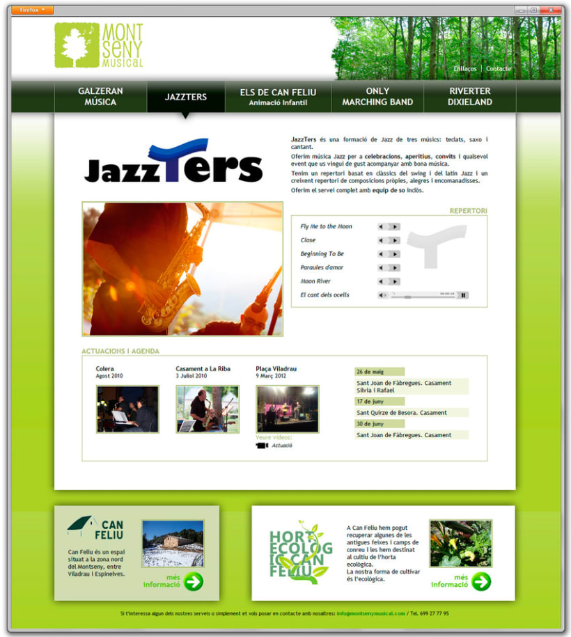 Montseny Musical 1