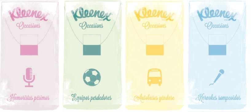 El consuelo Kleenex 1