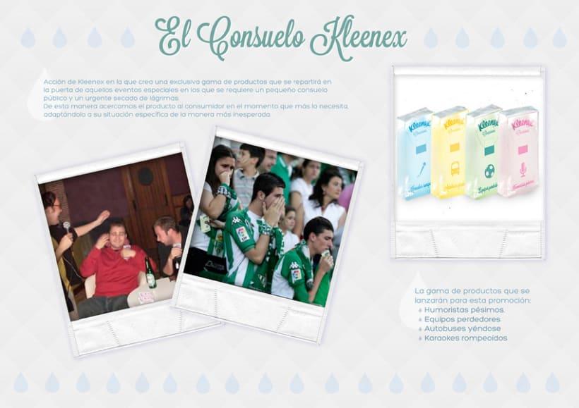 El consuelo Kleenex 2