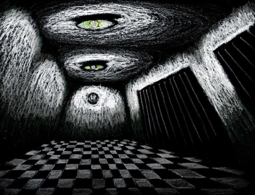 Abre Los Ojos/videoproyección documental 1