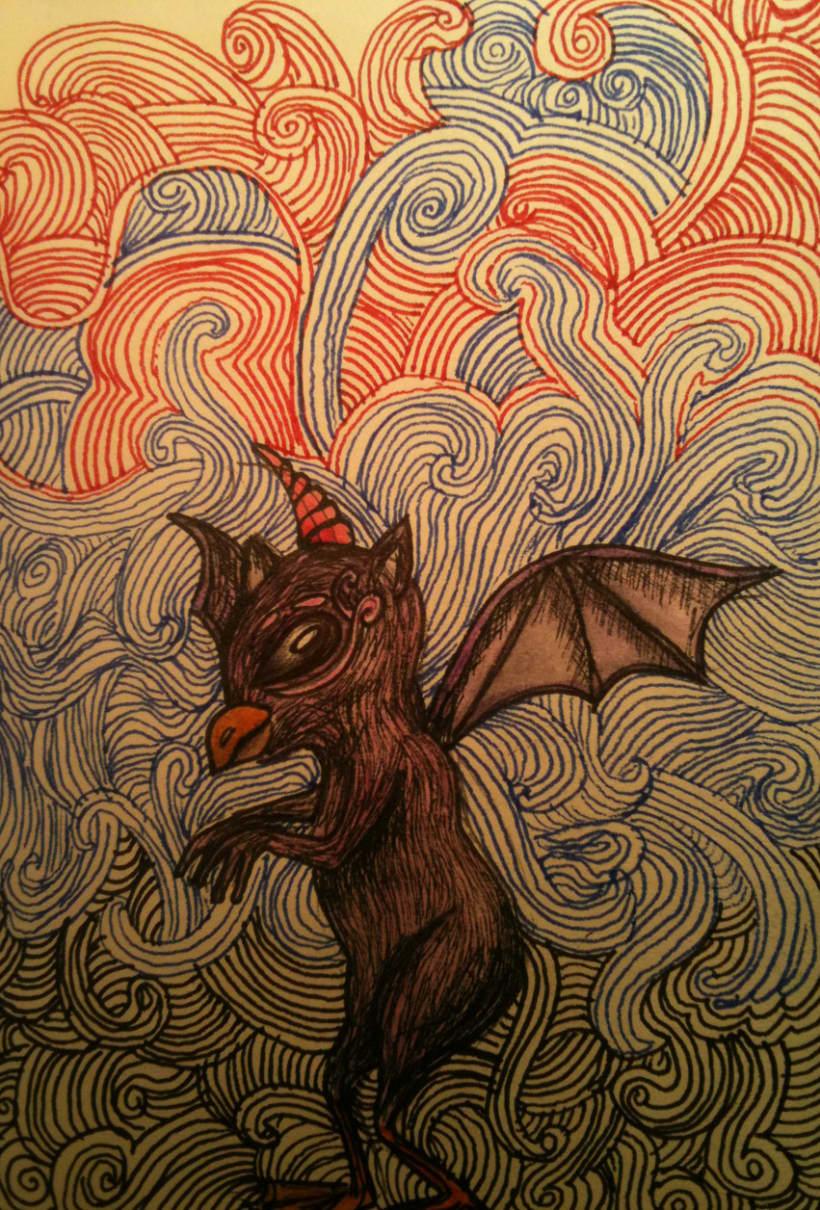 Ilustración estrafalaria 7