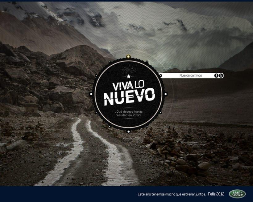 LAND ROVER // VIVA LO NUEVO! 3