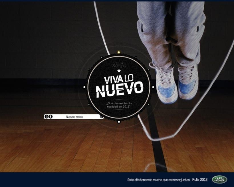 LAND ROVER // VIVA LO NUEVO! 2