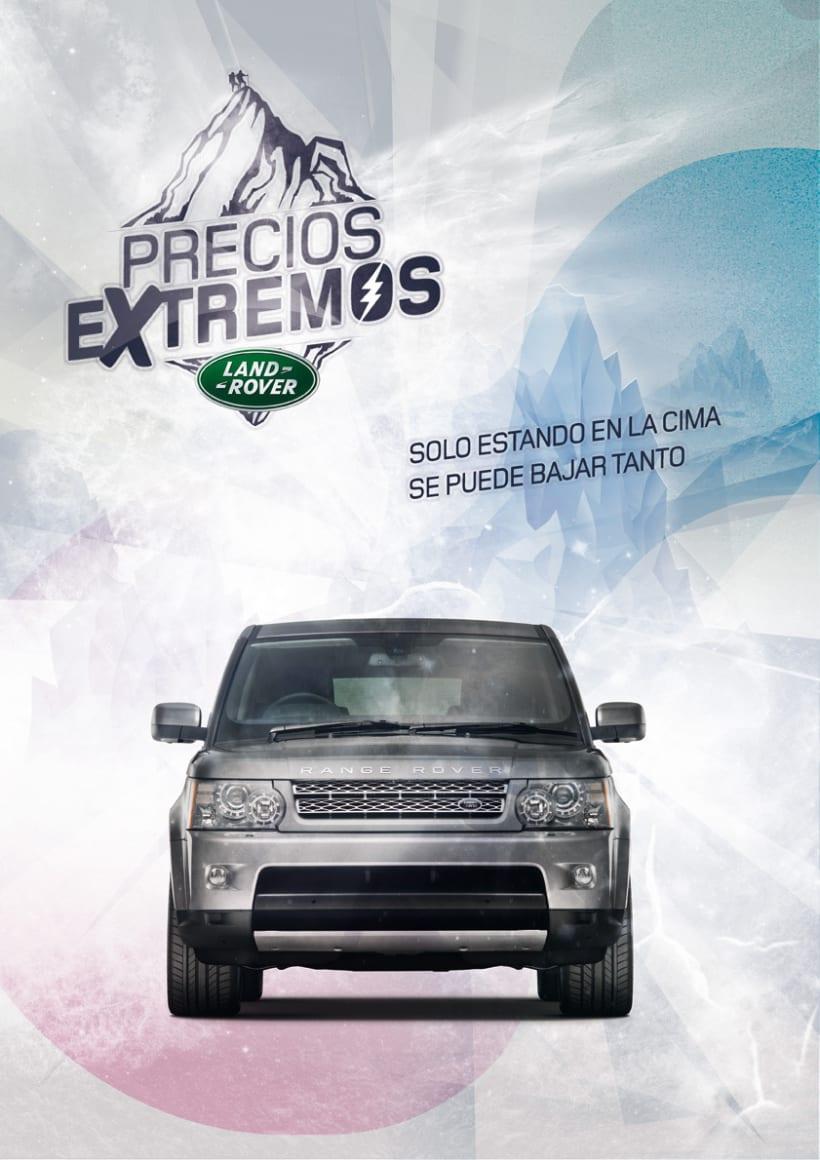 PRECIOS EXTREMOS // LAND ROVER 3